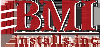 BMI Installs, Inc Retina Logo